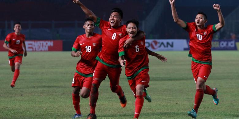 Pemain Timnas U 19 Indonesia